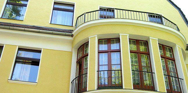 Einblicke in das Haus Pinecki im Grunewald in Berlin