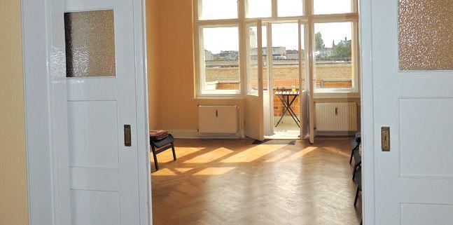 Einblicke in die Therapeutische Wohngemeinschaft Schillerstraße